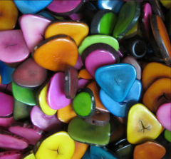 Tagua en couleurs